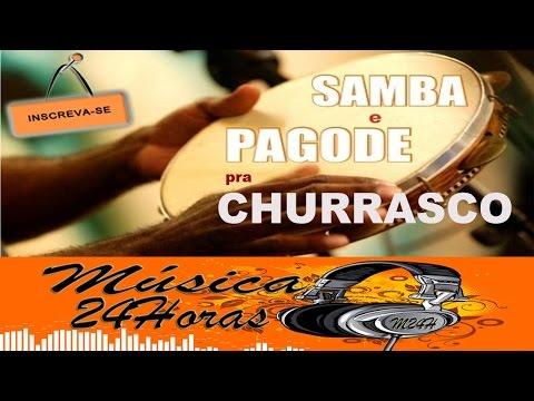 SAMBA E PAGODE PARA CHURRASCO