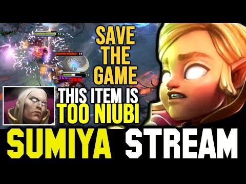 One Play Save The World   Sumiya Invoker Stream Moment #779
