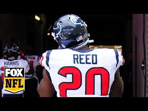 Ed Reed adjusting to life in Houston