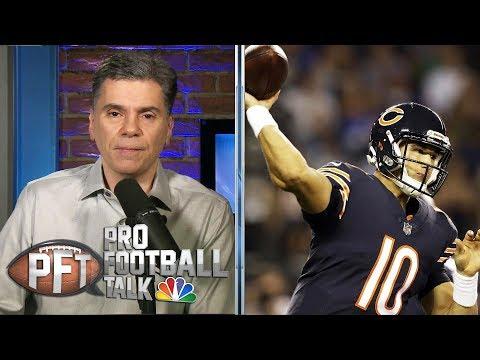 Bears must address QB issue this offseason | Pro Football Talk | NBC Sports