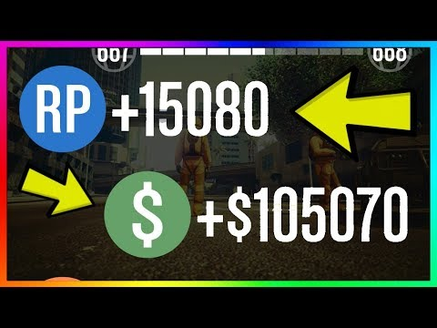 How To Make $105,000 & 15,000 RP PER GAME in GTA 5 Online | NEW Best Unlimited Money Guide/Method thumbnail