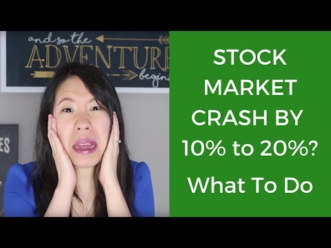 How to Invest for Beginners - Stock Market Crash 2018 - Market Correction