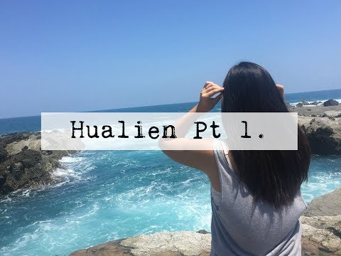 Vlog #7 Vacation time! Hualien pt. 1 | Studying Abroad in Taiwan