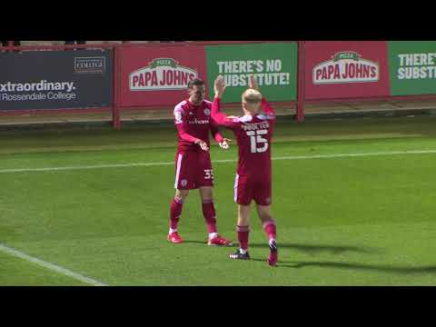 Accrington Leicester U21 Goals And Highlights