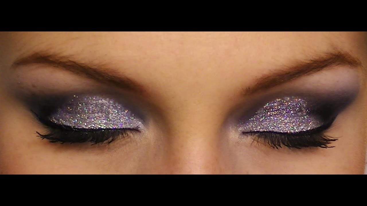 maquillage du nouvel an youtube