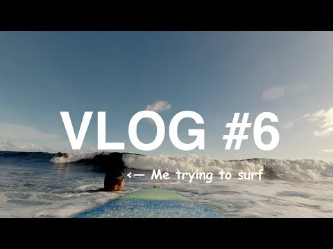 SIARGAO (BEST SURFING IN THE PHILIPPINES)    Vlog # 6