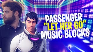"""""""Let her go"""" by Passenger in Fortnite Creative Mode"""