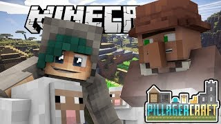 THE BANNER FACTORY BEGINS! - PillagerCraft SMP - Ep.6