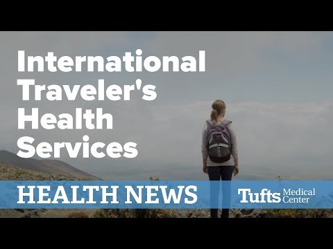 International Traveler's Health Services | Tufts Medical Center
