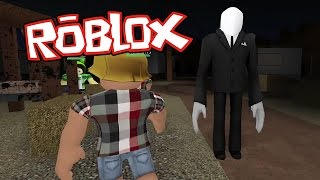 ROBLOX - Solo 1 altra pagina!!! - Stop It, Slender [Xbox One Edition]