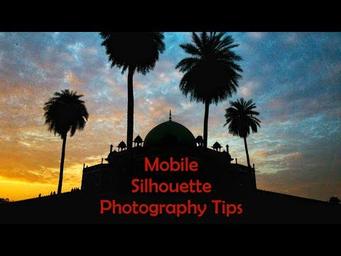 SILHOUETTE Mobile Photography Tips (Hindi)
