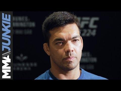 UFC 224: Lyoto Machida pre fight interview