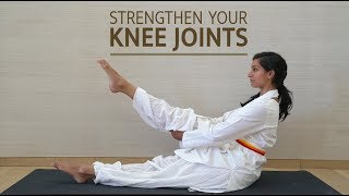 Strengthen your Knee Joints