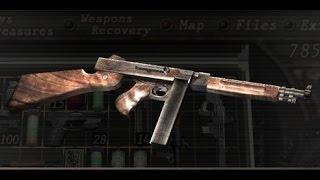 Como conseguir arma especial chicago typewriter - Resident evil 4