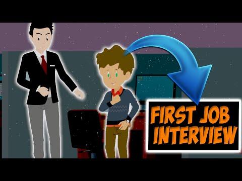 Animated Stories   Boring Office Job