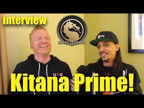 """there's A Lot Of DISRESPECT In NRS Games"" - Kitana Prime Talks MK11 (timestamps)"
