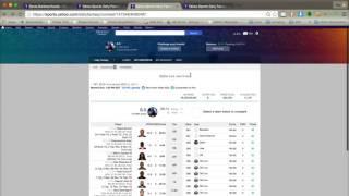 Yahoo Daily Fantasy Football - Bug - Scam
