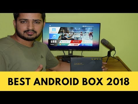 MUST HAVE ANDROID BOX OF 2018 (4GB RAM, USB 3.0, 4K, 3D AND WHAT NOT | T9 ANDROID BOX UNBOXING)