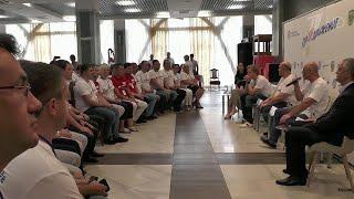 """Совершенствование работы ФНС обсудили в Ялте на сессии проектной платформы """"ПРОдвижение""""."""