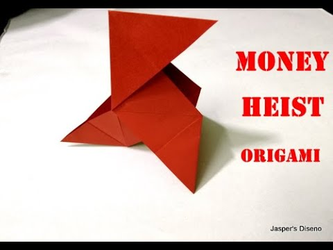 How To Make An Easy Origami Bird - Folding Instructions - Origami Guide   360x480
