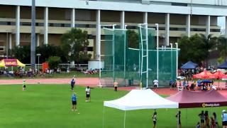Fastest medlay team for Little Athletics QLD U11