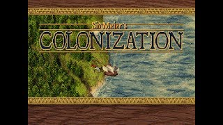 Colonization - General MIDI Game Soundtrack (Roland SC-55) - MS-DOS, 1994