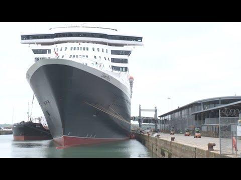 Feuilleton épisode 1 : Queen Mary 2 le dernier transatlantique
