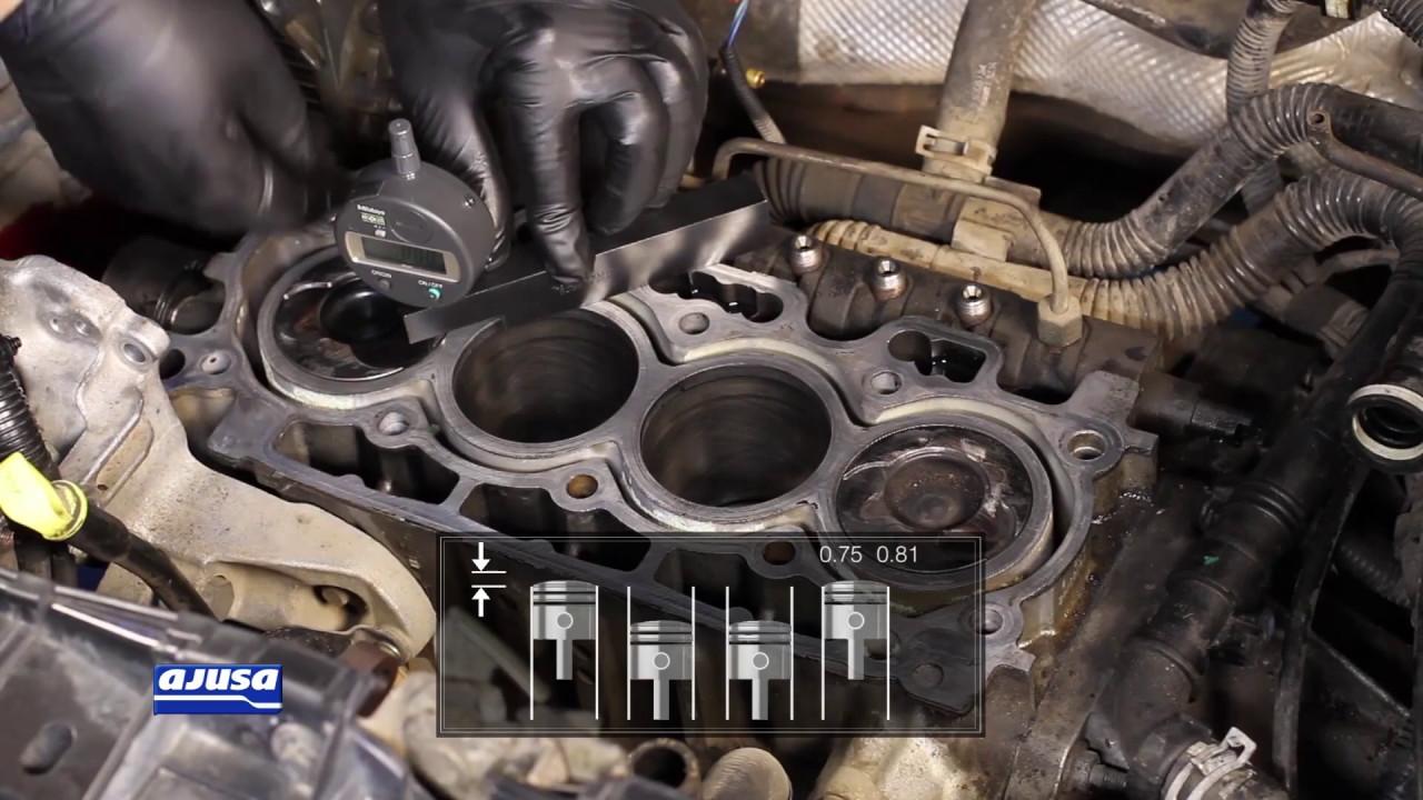 1998 kia sportage engine diagram cylinder head gasket junta de culata ford fiesta 1 4  cylinder head gasket junta de culata ford fiesta 1 4