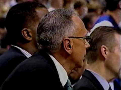 2001 NBA Finals Game 5 Part Five Chick Hearn Los Angeles Lakers vs Philadelphia Sixers