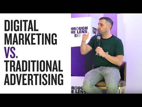 The Difference Between Digital Marketing and Traditional Advertising