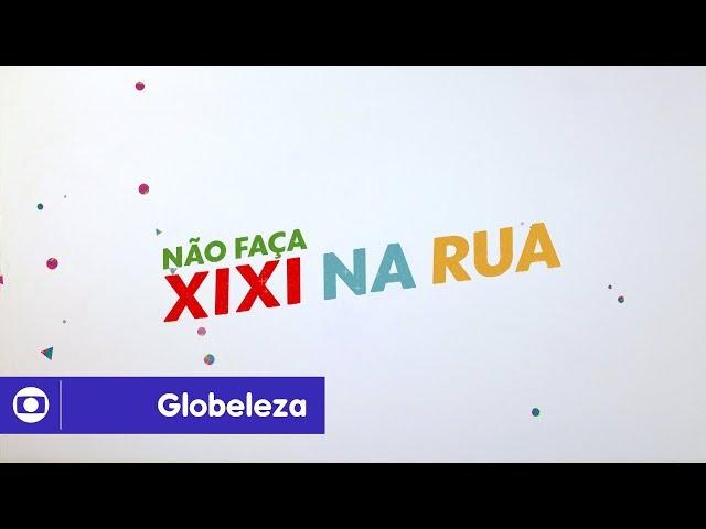Carnaval Globeleza: xixi na rua não!