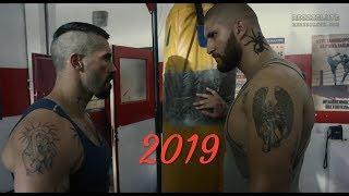 قتال يوري بويكا في الجيم Boyka in the gym  -HD 2019