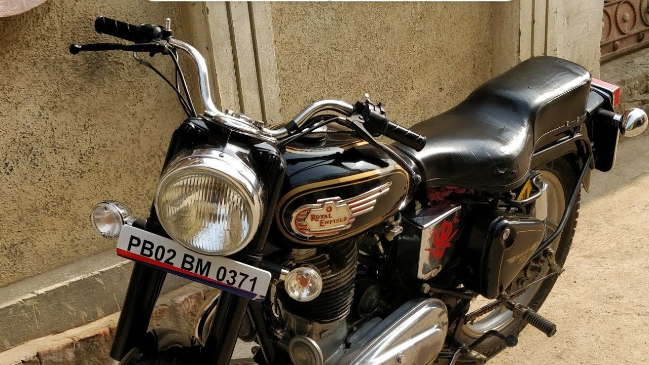 Old Royal Enfield Bullet Old Is Gold Puthe Gear Wala Bullet