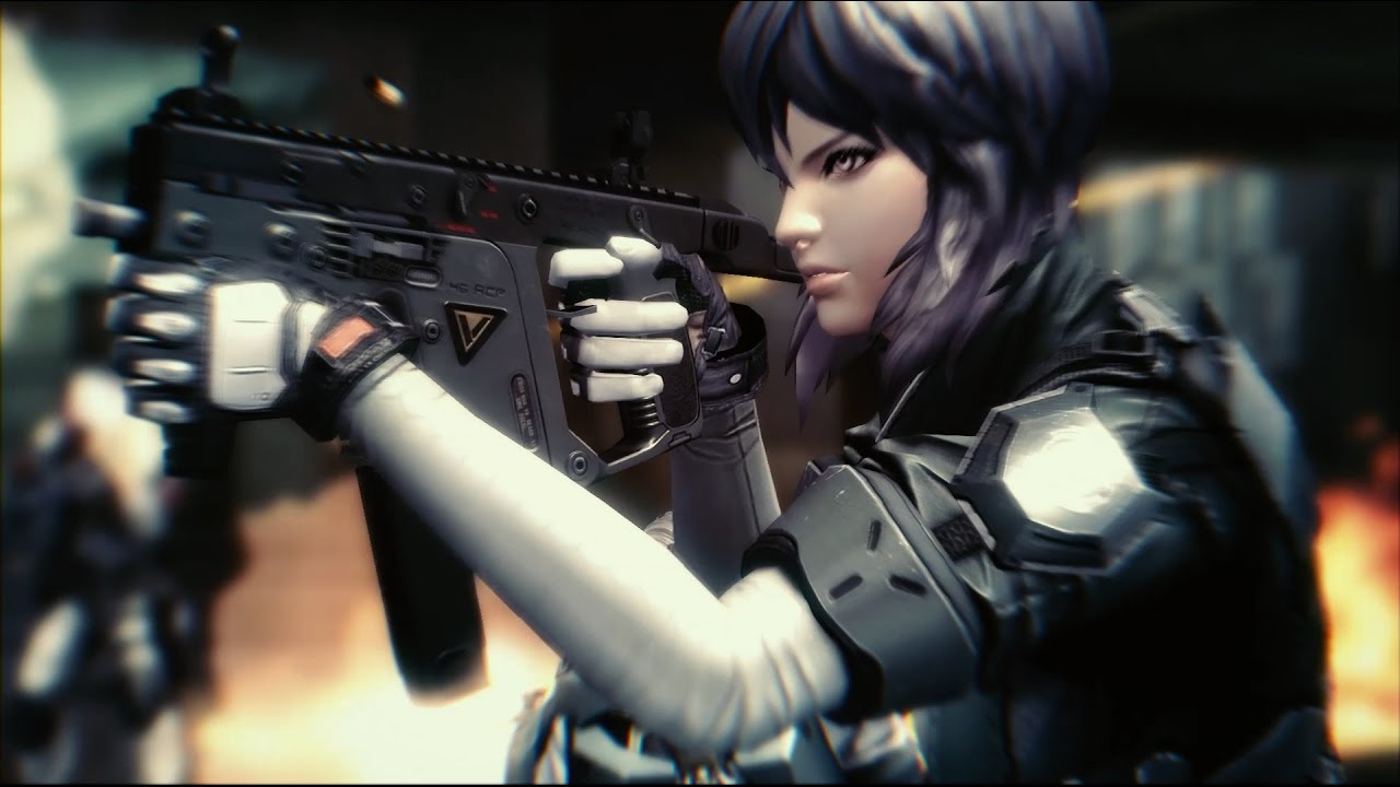 Skt9 Hilli Kriss Sv Montage Ghost In The Shell First Assault Youtube