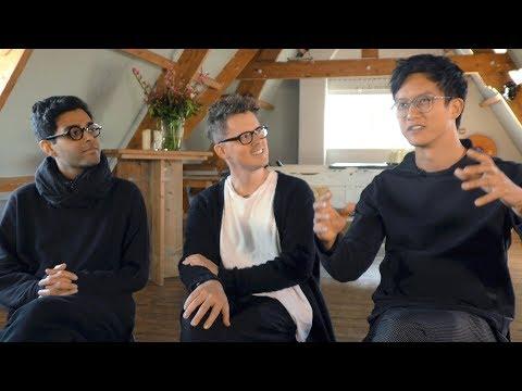 Son Lux interview - Ryan, Rafiq, and Ian (part 1) Mp3