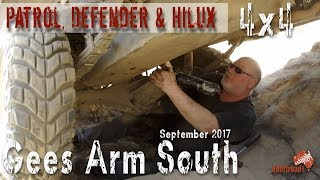 Gees Arm South | Wheeny Creek | 4x4 Adventure | ALLOFFROAD# 132