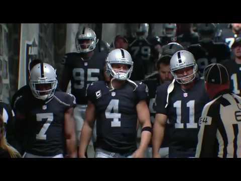 ESPN Monday Night Football intro 2016 HOU v.s OAK