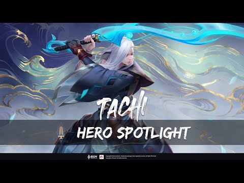 HERO Spotlight   Tachi