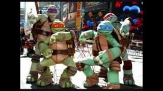 Teenage Mutant Ninja Turtles Theme Song {AUDIO] HQ