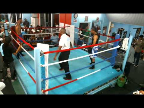 Fight Star 2 (Trinidad and Tobago K-1 National Championships 2014)