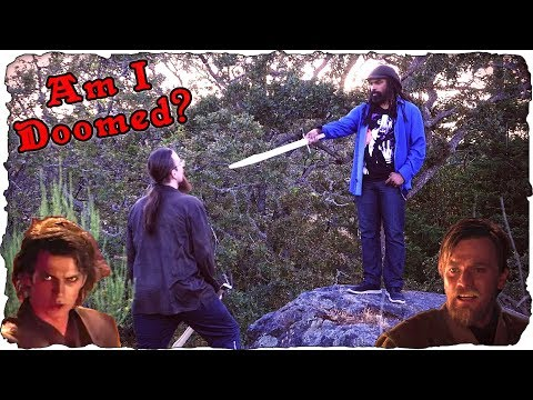 The High Ground: REALLY An Advantage In A Sword Duel?