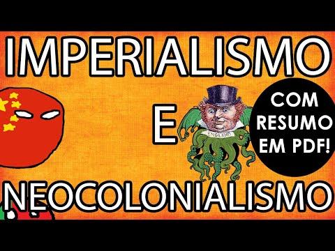 Imperialismo E Neocolonialismo!