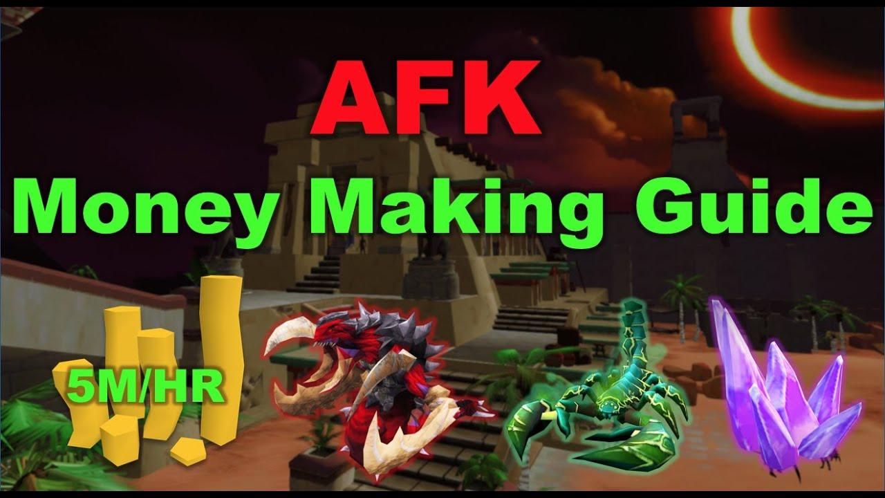 AFK Money Making Guide 2019 [RuneScape 3]
