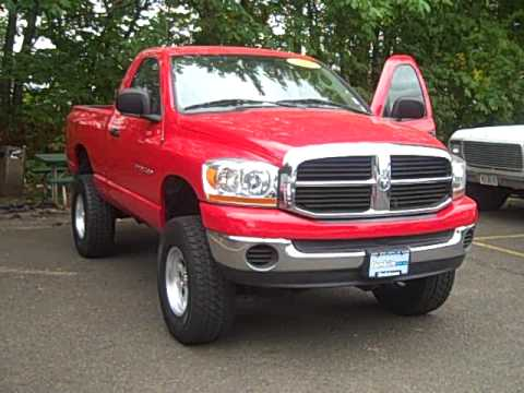 2006 Dodge Ram 1500 Regular Cab 4x4 BDS Lift Kit - YouTube