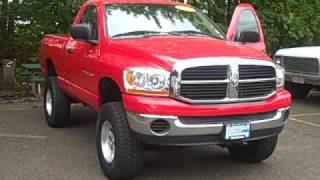 2006 dodge ram 1500 regular cab 4x4 bds lift kit