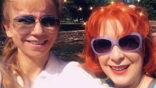 GS4242  Ирина и Greg прокатили меня по Оклахоме.