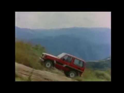 Toyota Canyonero Commercial
