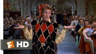 The Maladjusted Jester - The Court Jester (5/9) Movie CLIP (1956) HD
