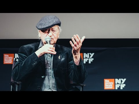 'I Had Nowhere to Go' Q&A | Jonas Mekas | NYFF54