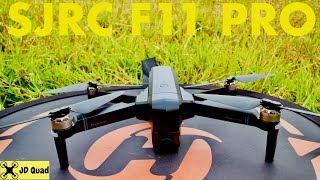 SJRC F11 Pro Unbox & Flight Test Video